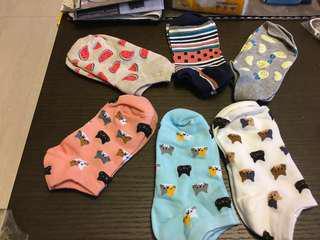 🚚 可愛襪子