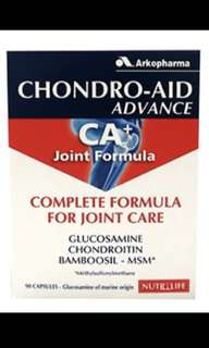Glucosamine & MSM - For Joint Care