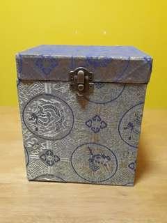 Jewellery Box With Lock