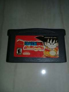 Nintendo gameboy advance dragonball advance adventure (bootleg)