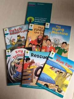 Oxford Reading Tree: Level 9: More Stories A: Pack of 6 + 1 guided reading noted
