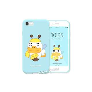 (包郵)🇰🇷Kakao Friends Tube Soft Color Phone Case 軟手機殼