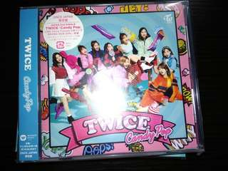 TWICE ONCE JAPAN 日專會員限定盤