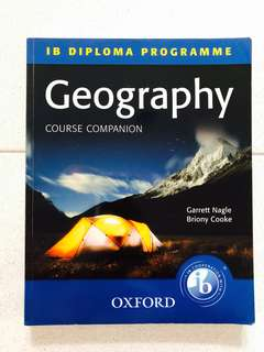 IB Geography Textbook Oxford