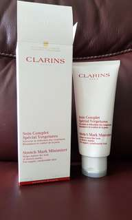 BNIB Clarins Stretch Mark Minimizer