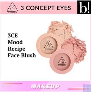 #27 3CE Mood Recipe Face blush