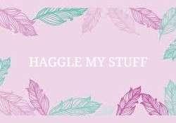 Feel free to haggle