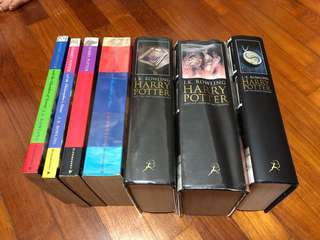 Harry Potter full series (7 books)