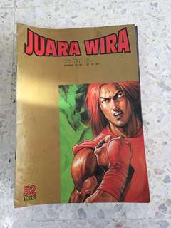 Juara Wira Vol.52 - 120 (incomplete)