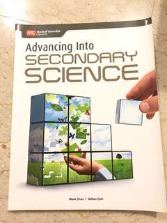 Advancing into secondary science practice