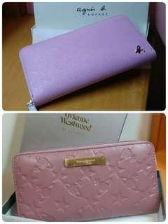 [New] Agnes b/ Vivienne Westwood Wallet 銀包