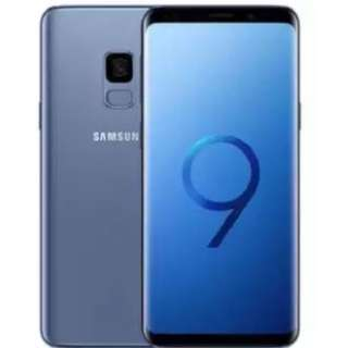 SAMSUNGGalaxy S9+ ( 128GB ) New Box Pack ( Any Color )