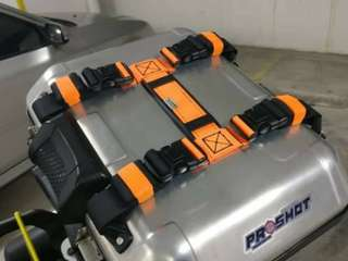 2Three4Nine Luggage Straps Bundled Offer for Givi Kappa Hepco SW Motech