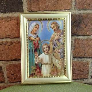 Holy Family Frame