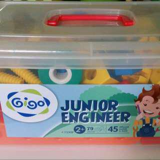 VALUE BUY Junior Engineering Set For 2yrs+ and above