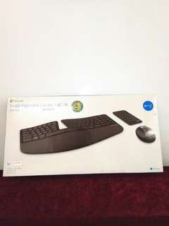 Microsoft Sculpt Ergonomic Keyboard Mouse Set