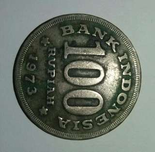 Dijual Uang Koin lama