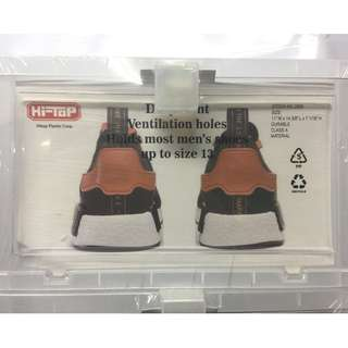 HiTop Plastic Shoe Box