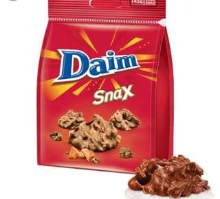 Daim Snax