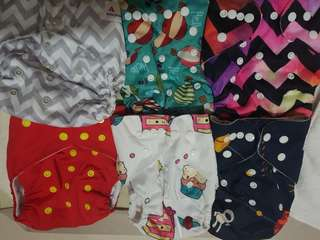 Alva cloth diaper