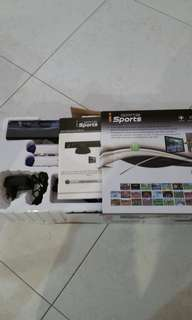 iSport game console