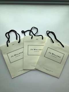 Jo Malone Paper Bags