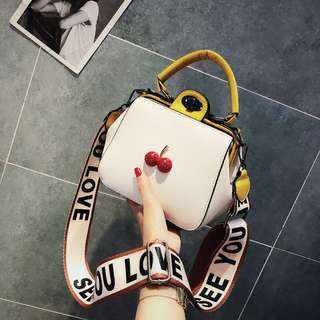 Korean Cherry Bag [POSTAGE INCLUDED]