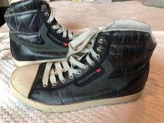Diesel Vintage High Cut Men Shoes