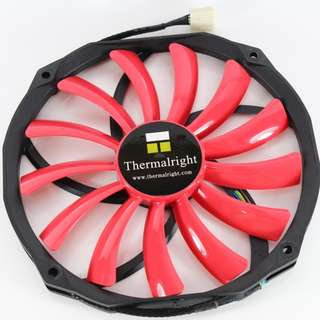 利民 Thermalright AXP-200R(烈焰版) /TY-140 PWM風扇/高度6cm/TDP:180W