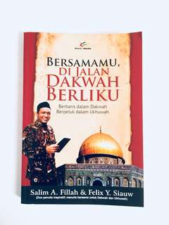 Buku Salim A. Fillah & Ust. Felix Y. Siauw
