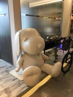 Snoopy x coach Vip 限定