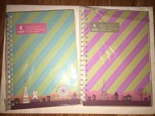 Notebook Spiral biasa
