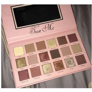 Beauty Creations- Tease Me Palette
