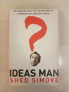 Ideas Man (2008) by Shed Simove