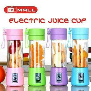 Portable Electric fruit juicer , Blender,
