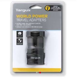 Targus World Power Travel Adaptor