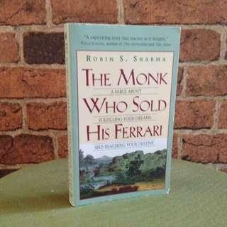 Robin Sharma - The Monk Who Sold His Ferrari