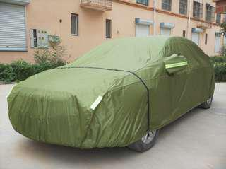 [DARK CLOUD - OXFORD DARK GREEN] 💥 EXTRA STRONG OXFORD CAR COVER / VEHICLE PROTECTOR ▶️HIGH QUALITY ✔️BELT LOCK ▶️ZIP ✔️RETRO-REFLECTIVE ▶️BAG ✔️EXTRA STRONG ▶️WATERPROOF  ✔️UV ▶️ANTI-DUST ✔️ANTI-SCRATCH ▶️THERMAL INSULATION