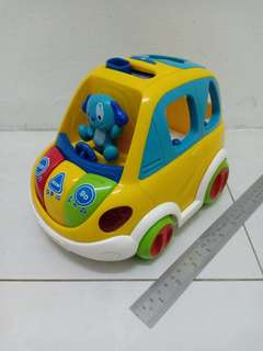 Vtech Fun Learning Van