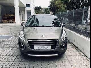 Peugeot 3008 1.2 Auto PureTech EAT6 Active