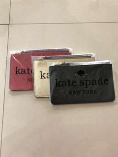 Authentic Brand New Kate Spade Pouch