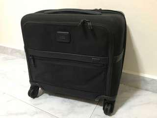 Tumi Original carry-on luggage bag. Excellent condition.