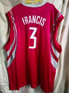Authentic Steve Francis Houston Rockets jersey