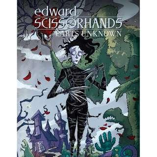 [PRE-ORDER] Edward Scissorhands: Volume 1 - Parts Unknown by Kate Leth