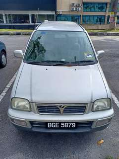 Kancil Auto Y2001