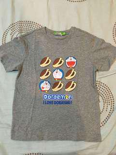 Bossini x Doraemon T shirt