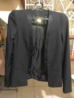 Mango Blazer Black - Small