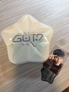 Got7 1st Album Identity JB小卡