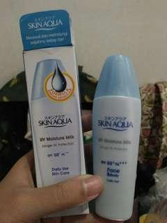 Skin Aqua UV Moisture Milk SPF 50 PA+++