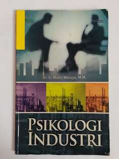 Buku Psikologi Industri